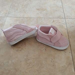 Brand New Baby Girl Van's